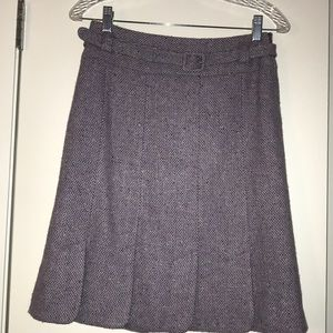 SALE! Ann Taylor Pencil Skirt with Pleated Vents